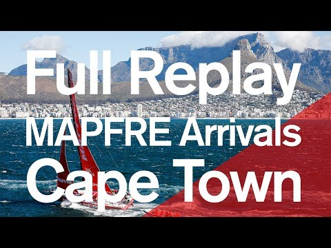 Full Replay: MAPFRE win Leg 2 into Cape Town! | Volvo Ocean Race