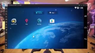 Como instalar y configurar mejor emulador android 2016 koplayer