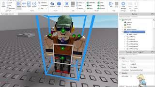 How to Make an NPC of Your RoBlox Character!--Spanish Tutorial