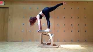 Mandie Pitre Pilates Trainer