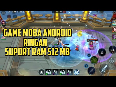 Game Moba Teringan Android Suport Ram 512 Mb 2018 Youtube