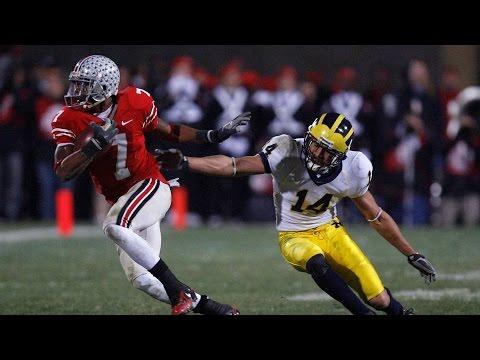 2006 Michigan @ Ohio State Speed Game