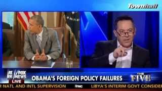 "Gutfeld on Obama: His ""Tear Down This Wall"" Moment is Happening on Our Border"