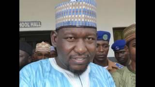 Sheikh Kabiru Haruna Gombe akan mas