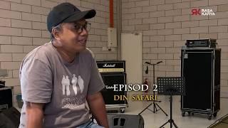 Gambar cover Ramli Sarip Official : AJI DALAM KENANGAN Episod II - Din Safari