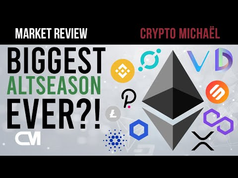 🚀 ETHEREUM Ready For $5,000 And The Biggest Altseason Ever?! 🚀