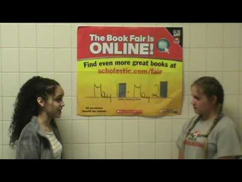 Commercial #3 Book Fair