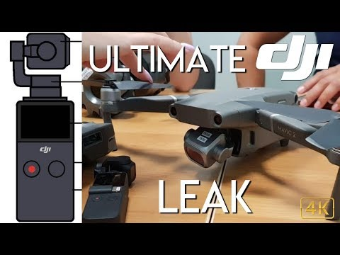 DJI Mavic 2 - New Leak Reveals Everything