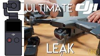 DJI Mavic 2 - New Leak Reveals Everything