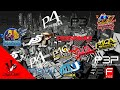 All Persona Game and Anime Openings (1996 - 2019) [Revelations Persona - Persona 5 Royal]