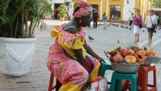 CARTAGENA: Video City Tour of Cartagena, Colombia