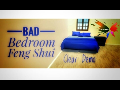 Feng Shui For The Bedroom Video. Basic Feng Shui Tips. Feng Shui.