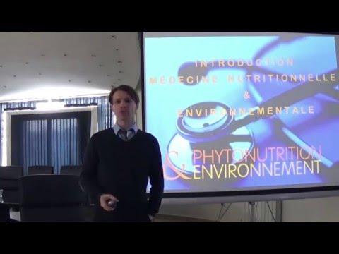 Introduction à la médecine nutritionnelle et environnementale (2016)
