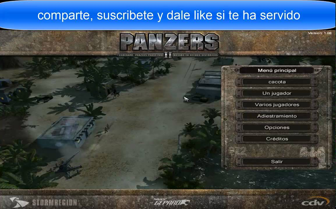 Codename panzers: phase two download free gog pc games.