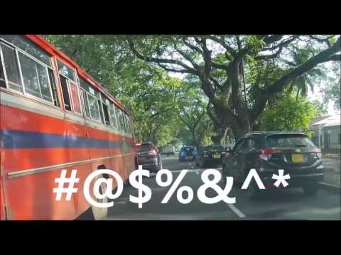 CTB Bus Chase By Car