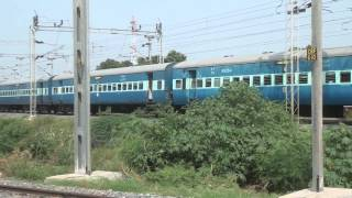 Passenger Train &  Express Trains Passing Coimbatore North Jn