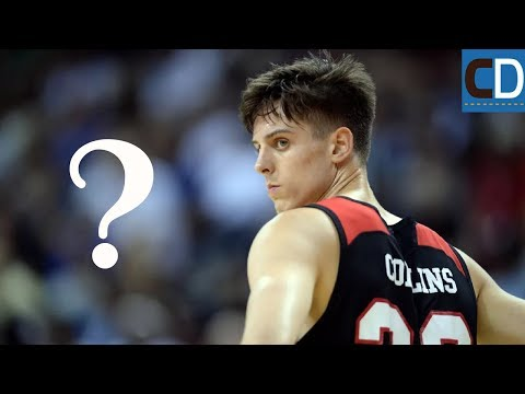 Should The Blazers Be Concerned About Zach Collins?