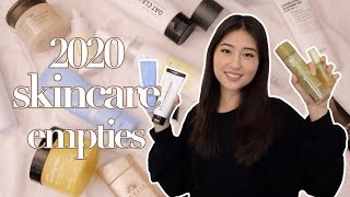 2020 SKINCARE EMPTIES ️ | k-be…