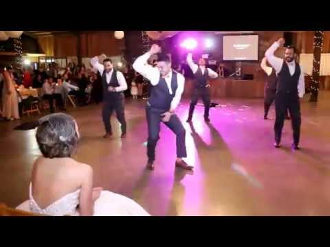 BEST GROOMSMEN DANCE EVER!