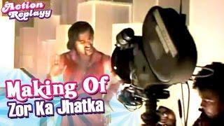 Zor Ka Jhatka Song Ft Aishwarya, Akshay | Action Replayy Making
