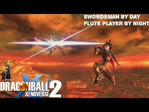 Long Sword Style Tapion FEAR THE FLUTE ! - Xenoverse 2