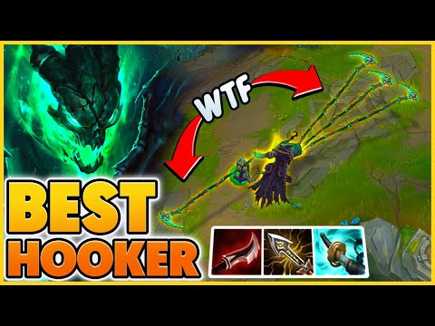 Hilarious Thresh Mechanics You Never Knew!! (Carry Thresh) - BunnyFuFuu | League of Legends