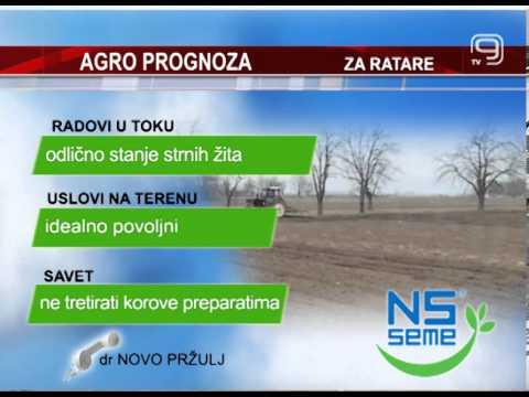 Tv Kanal 9 Novi Sad Vremenska I Agroprognoza Za 25 Novembar 2013 Godine