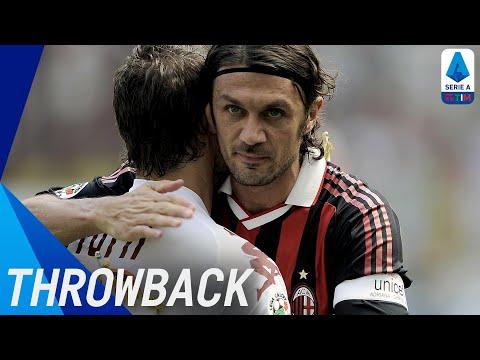 The Legend Paolo Maldini | Throwback | Serie A TIM