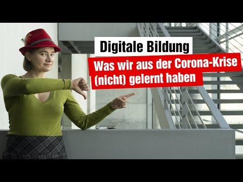Digitale Bildung - Was wir aus der Corona-Krise (nicht) gelernt haben (09.09.2020)