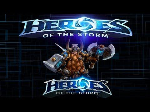 видео: heroes of the storm,знакомство с игрой