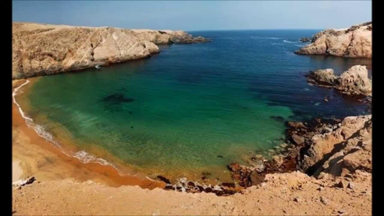 Las 6 Playas Mas Bonitas Del Peru Youtube