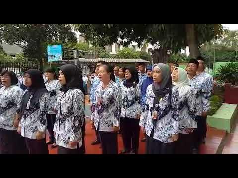 Hari Guru Ke 72 Smpn 4 Jakarta Tahun 2017
