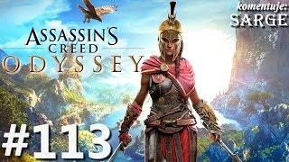 Zagrajmy w Assassin's Creed Odyssey PL odc. 113 - Bitwa Stu Rąk