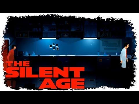 The Silent Age прохождение #5 ● Глава 8 - Проникновение ● Глава 9 - Внутри Archon