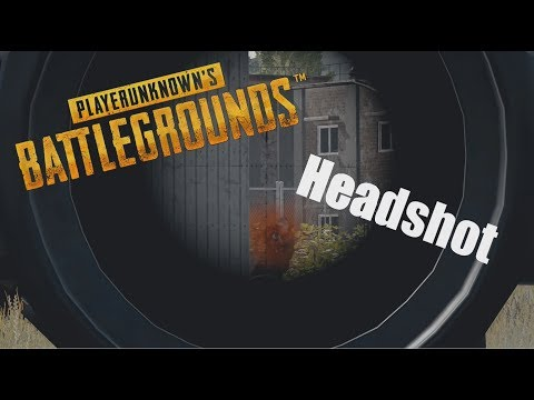Headshot Song PLAYERUNKNOWNS BATTLEGROUNDS