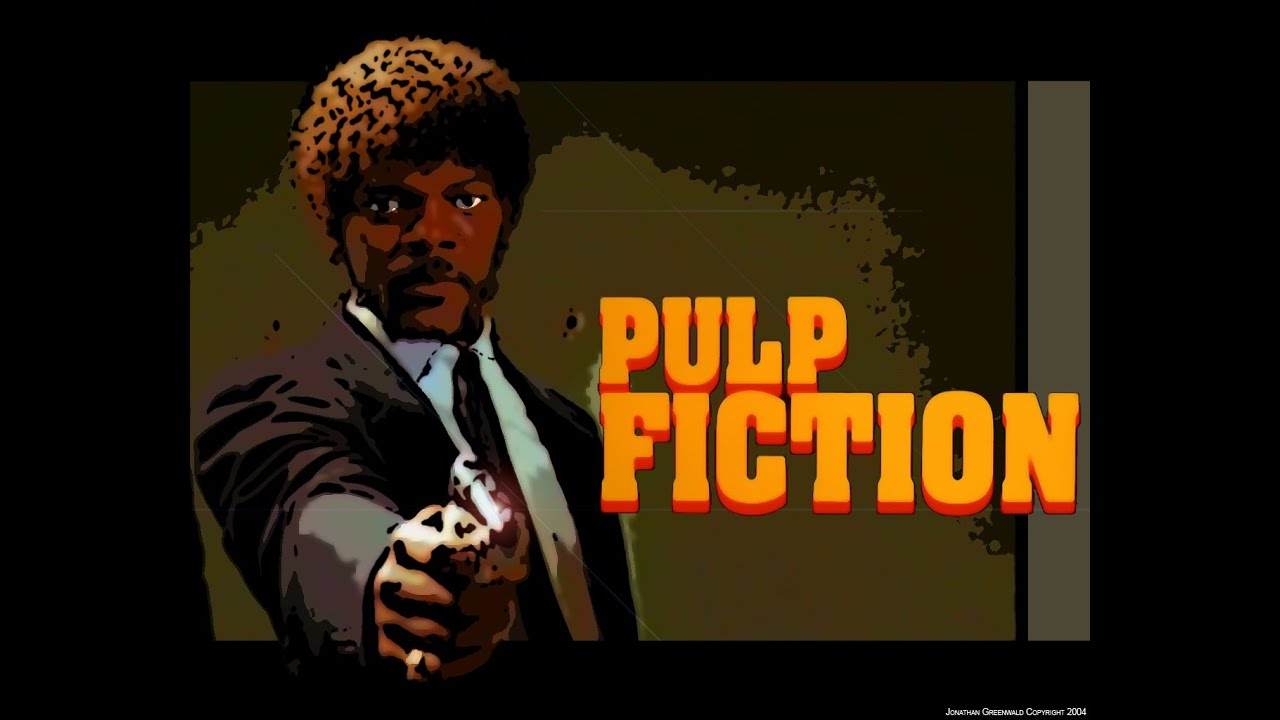 Top 10 Pulp Fiction Lines U0026 Quotes