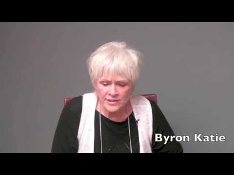 Byron Katie - The Work - The Essence in her own words