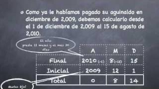 PROCEDIMIENTO PARA EL CALCULO DE PRESTACIONES LABORALES EN GUATEMALA