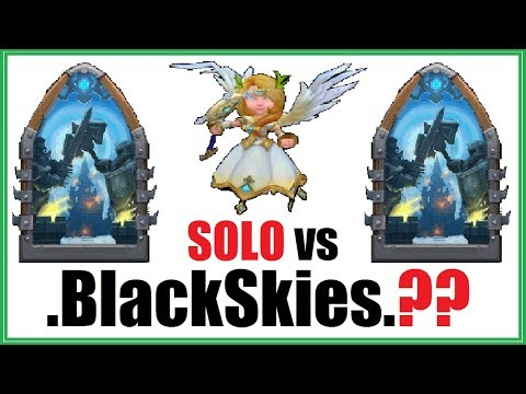 Can An ANGEL SOLO Strongest Bases Castle Clash Guild Wars?