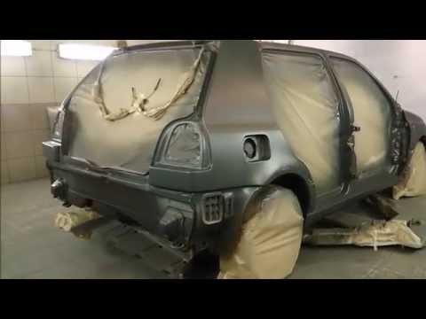 Golf 3 GTI Projekt - Zum Leben erweckt