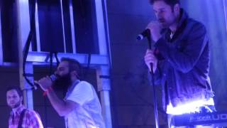 Capital Cities - Nothing Compares To You (L.A Live Plaza, Los Angeles CA 3/29/13)