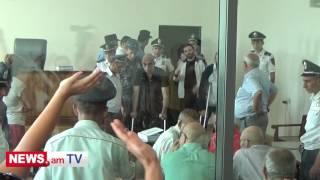 Պավլիկ Մանուկյանը երգել է դատարանի դահլիճում