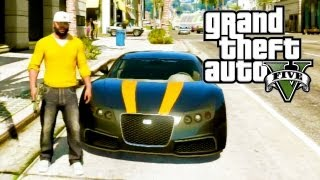 GTA 5 Secret Cars -