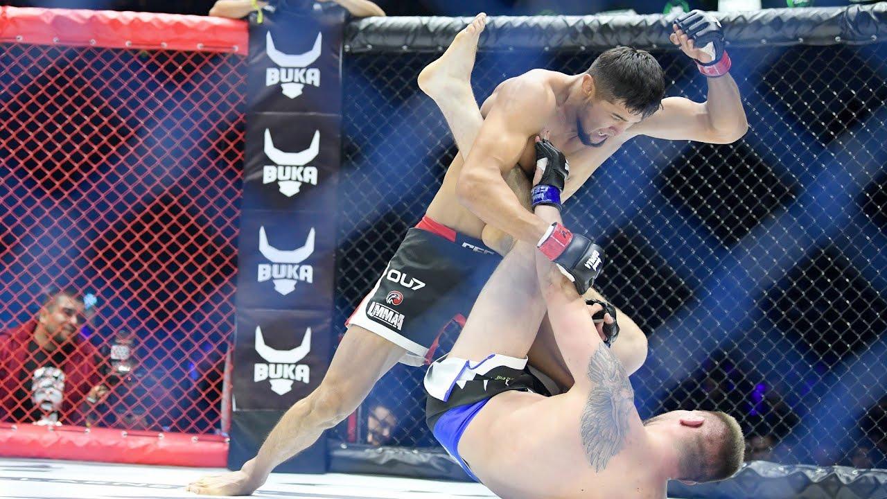 Такого Ташкент не видел никогда: турнир MMA на Humo Arena — захватывающее зрелище
