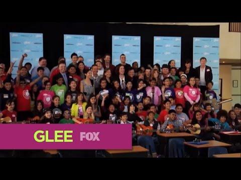 GLEE | GLEE Gives Back!