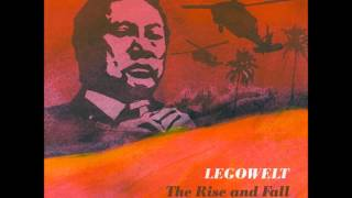 Legowelt ‎– The Rise And Fall Of Manuel Noriega Full Album