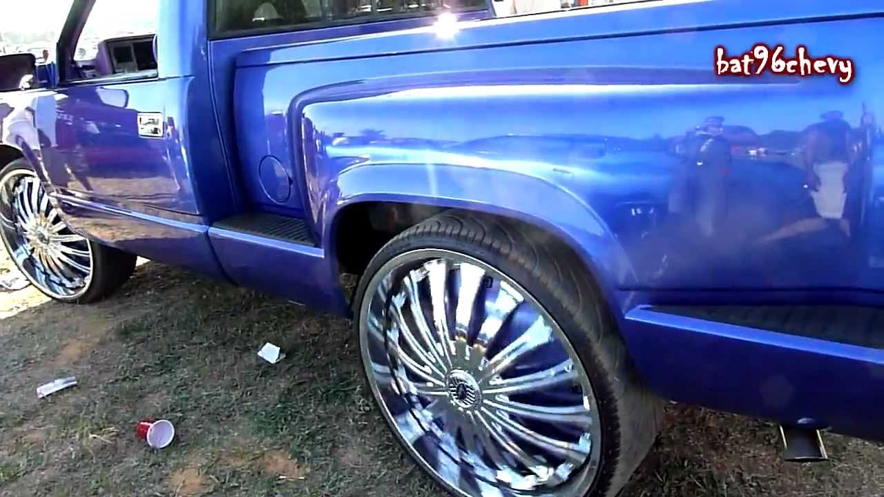 24 Chevy Chrome Silverado Avalanche Tahoe Wheels Rims  UsaRim