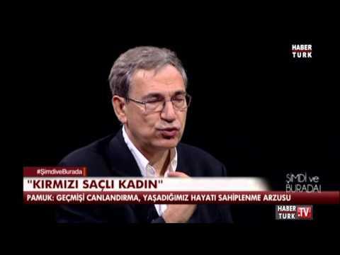 Orhan Pamuk ile özel röportaj Şimdi ve Burada