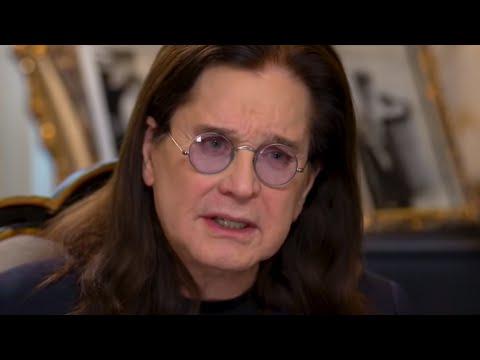 Ozzy Osbourne Reveals He Is Battling Parkinson's Disease