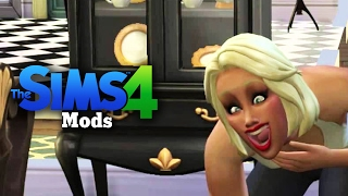 The Sims 4 - SEX WITH THE GRIM REAPER/DEATH! - (Sims 4 | Sex Mod + Nude Mod) : Funny Moments #5
